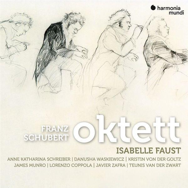Isabelle Faust et ses amis jouent l'Octuor de Schubert © Harmonia Mundi