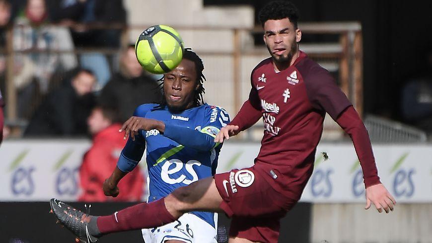Emmanuel Rivière sera-t-il de l'aventure messine en Ligue 2