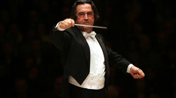 Riccardo Muti dirige l'Orchestre national de France dans la 4e Symphonie de Schumann
