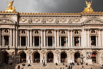 Opéra National de Paris. Palais Garnier.