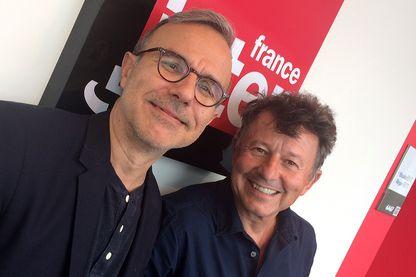 Philippe Besson et Yannick Jaulin