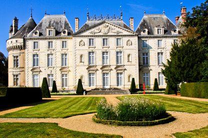 Château du Lude. Sarthe, Pays de la Loire, France.