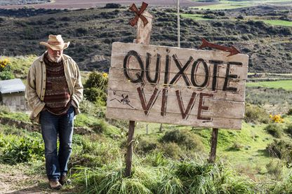 L'Homme qui tua Don Quichotte : Terry Gilliam