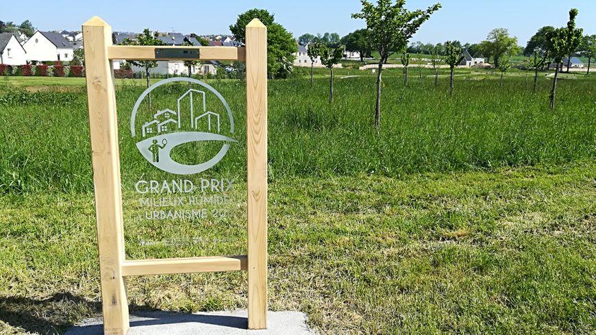 La Coulée Verte a été recompensée par le prix spécial du jury 'milieux humides et urbanisme'