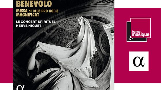 Orazio Benevolo - Missa si deus pro nobis magnificat par Hervé Niquet et le Concert Spirituel