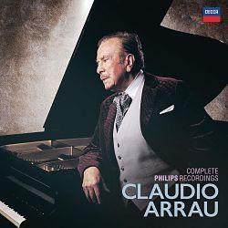 Intégrale Claudio Arrau - Decca