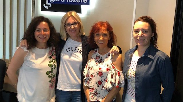 Bande Féria Lundi de pentecôte avec Lola, Annie et Sandra