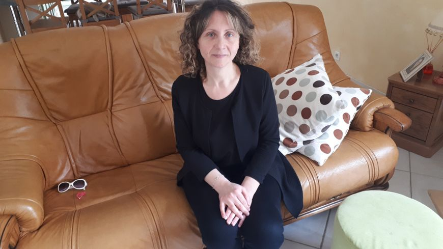 Lydie Bécot a perdu son mari dans un accident à Tinténiac