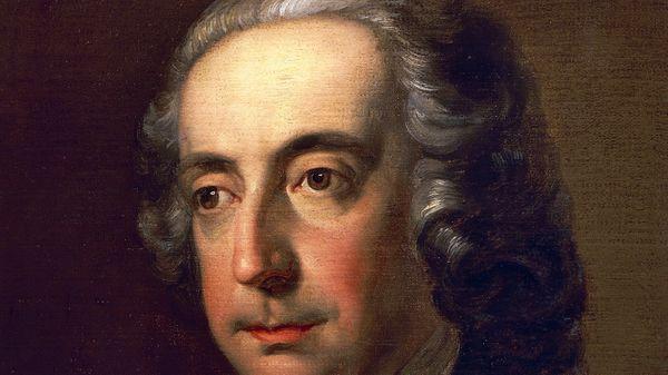 Portrait of Antonio Caldara (1670 - 1736)