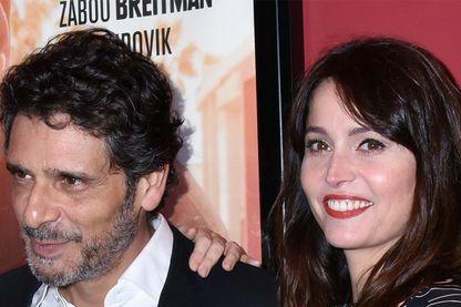 Pascal Elbé et Anne Charrier - décembre 2015