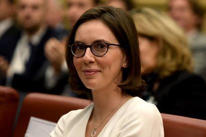 Amélie de Montchalin, députée La République en Marche de la sixième circonscription de l'Essonne.