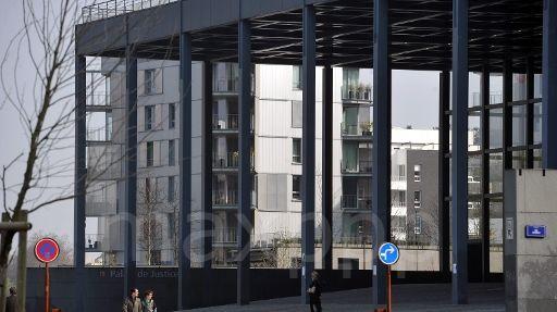 Le dossier est traité au palais de justice de Nantes par le bureau du suivi des enquêtes (photo d'illustration).