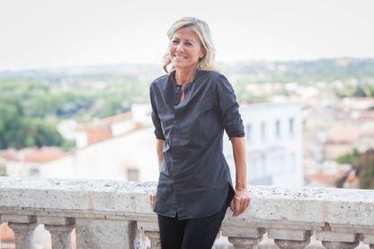 Claire Chazal, festival du film d'Angoulême - 2017