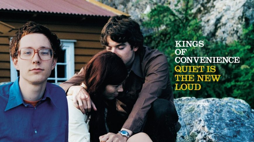 Kings of Convenience Album Quiet Is The New Loud 2001