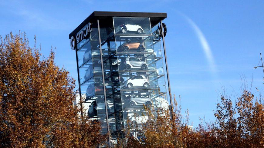 Le site Smart à Hambach va accueillir ses premières Mercedes électriques