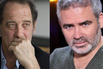 Vincent Lindon et Stéphane Brizé