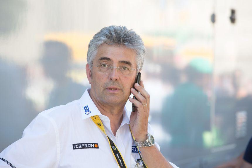 Marc Madiot est confiant mais prudent sur les ambitions de podium de son leader