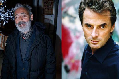 Dan Franck et Jean-Christophe Grangé