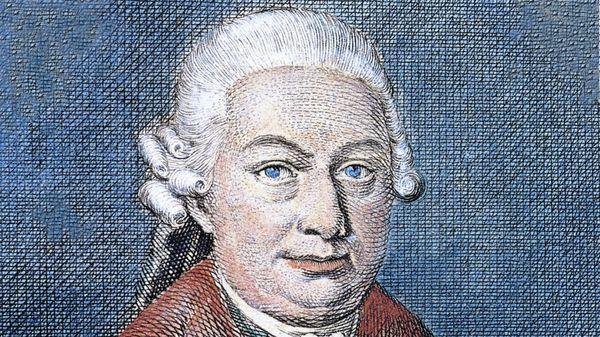 Carl Philipp Emanuel Bach à Hambourg en 1786 (1/5)