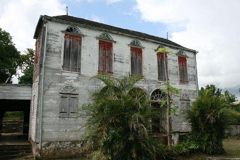 La Maison rouge, Saint-Louis (La Réunion)