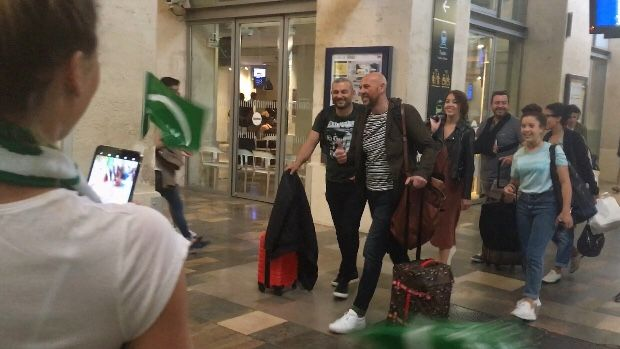 Les handballeurs de l'USAM de retour à Nîmes