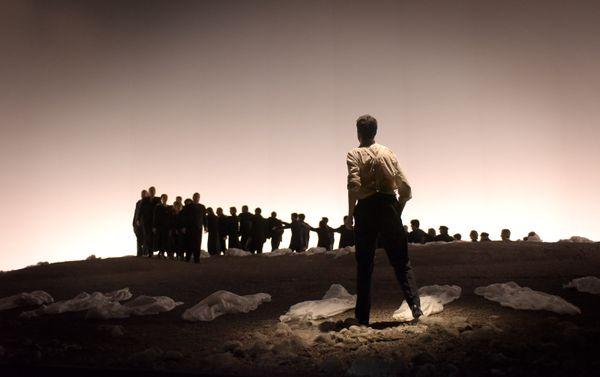 La descente aux enfers d'Orphée (Philippe Jaroussky)