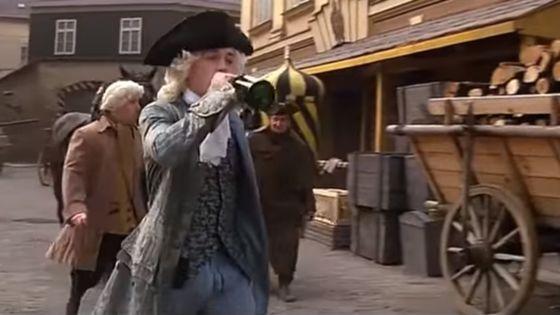 Extrait du film Amadeus