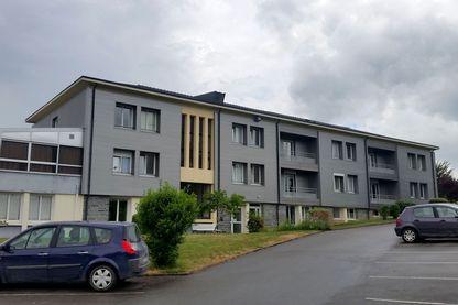 """L'EHPAD """"La résidence Sainte Claire"""" à Noyant-La-Gravoyere dans le Maine et Loire entre Angers et Rennes"""