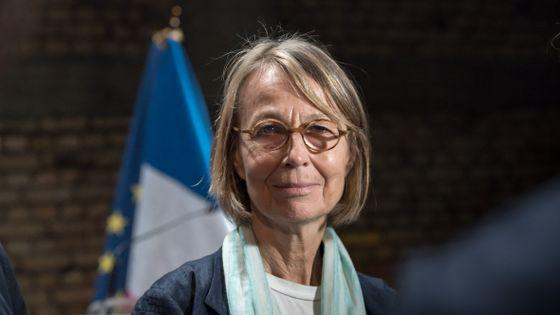 Françoise Nyssen, ministre de la Culture, a présenté son plan Tous musiciens d'orchestre, en faveur de la démocratisation de la pratique musicale collective à l'école