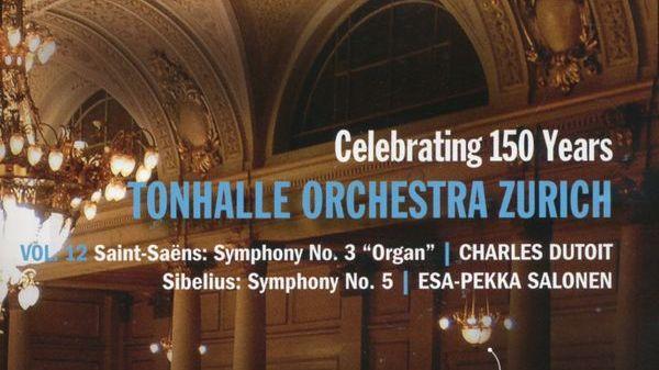 L'Orchestre de la Tonhalle de Zurich (4/5)