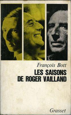 Les saisons de Roger Vailland