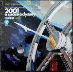 BO  2001, Odyssée de l'Espace