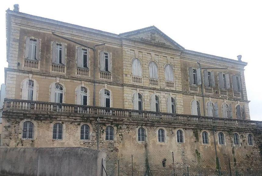 L'Hôtel de Polignac, Condom (Gers)