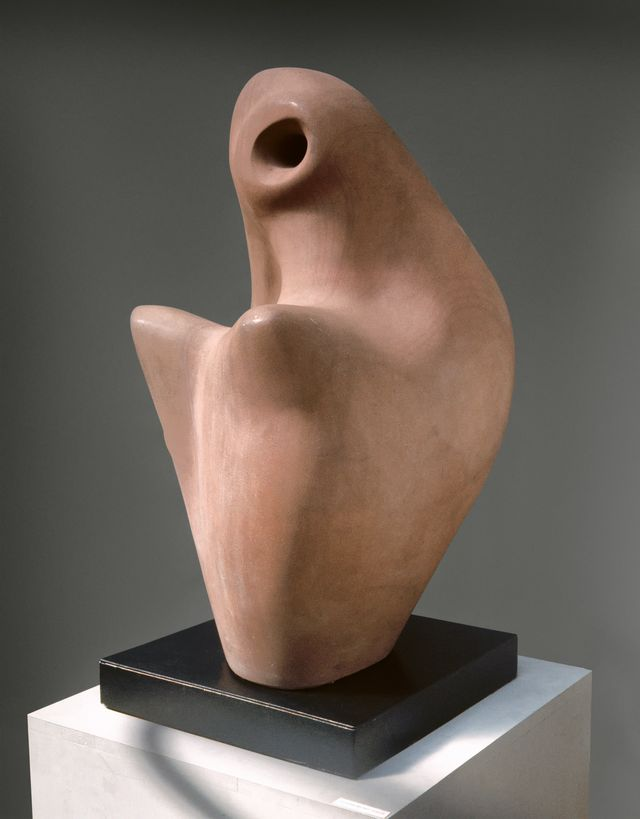 Henry Moore, Figure, 1933-34 - Collection privée