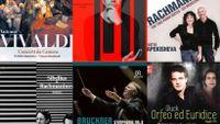 Actualité du disque : Vivaldi, Bruckner, Mozart...