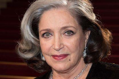 Françoise Fabian au théâtre du Chatelet en 2014