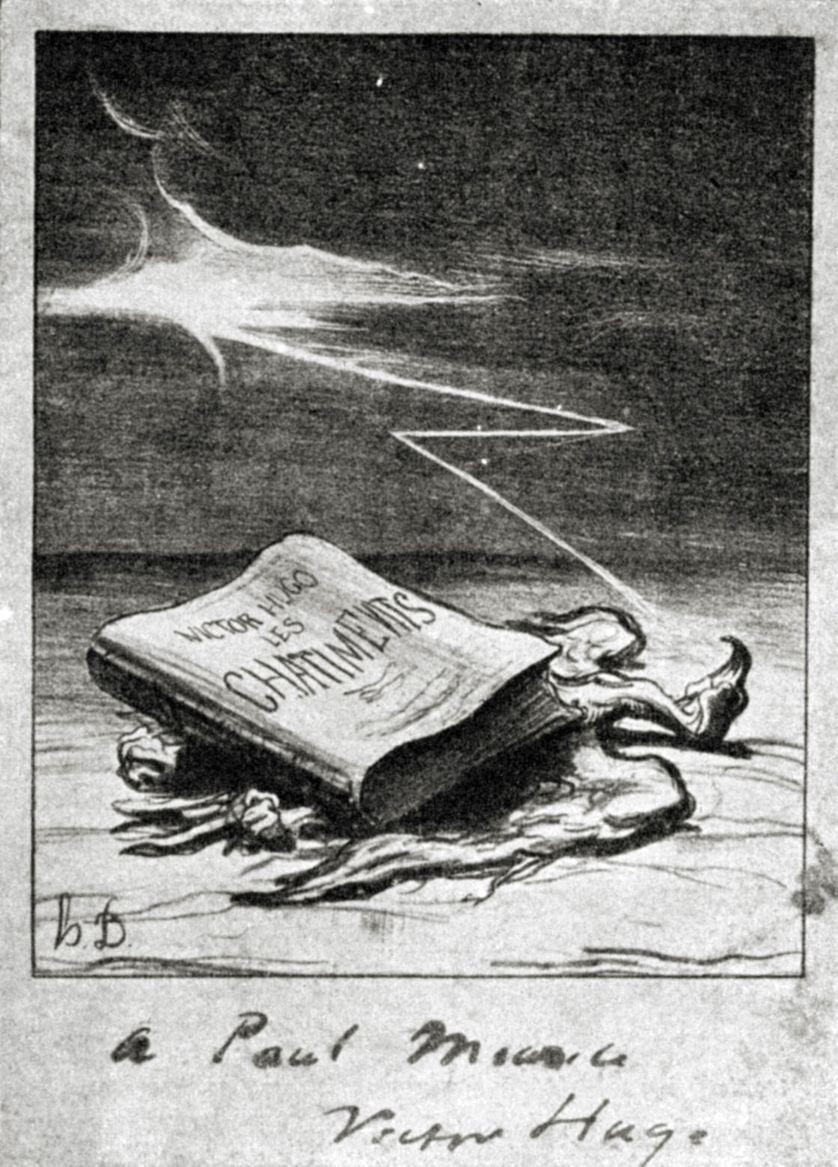 'Les Châtiments' Ed. J. Hetzel and Cie., Paris 1870.
