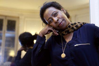 """L' écrivaine rwandaise Scholastique Mukasonga. En 2012, elle avait remporté les prix Ahmadou-Kourouma et Renaudot pour son livre """"Notre-Dame du Nil"""". Cette année,  elle a fait paraître """"Un si beau diplôme !"""" chez Gallimard"""