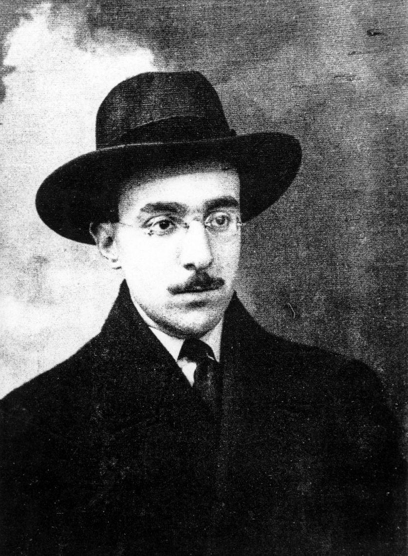 Fernando Pessoa en 1914