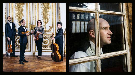 Quatuor Cambini  et Jean Tubery