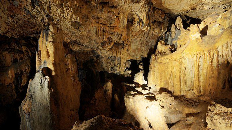 Grottes de Cravanche