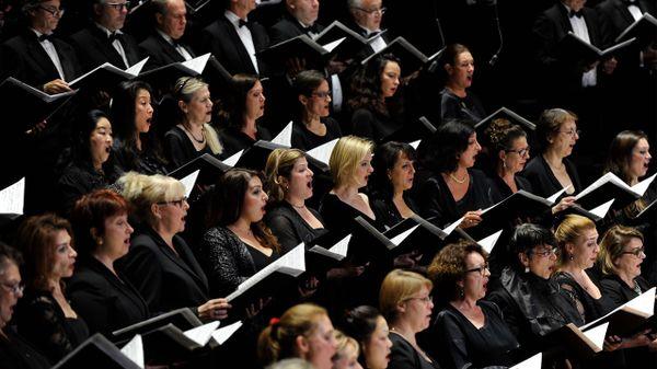 Le Chœur de Radio France chante Fauré, Debussy, Ravel, Poulenc et Lauridsen