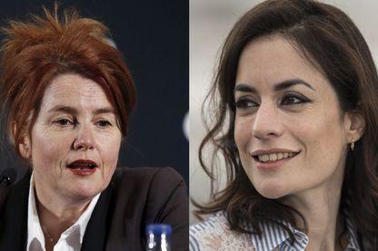 Marie-Castille Mention-Schaar et Vanessa Filho