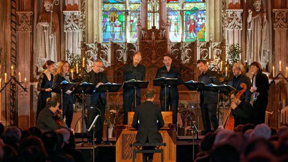 Les Arts Florissants - Motets de Bach