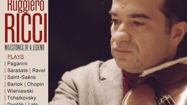 Ruggiero Ricci, violoniste (3/5)