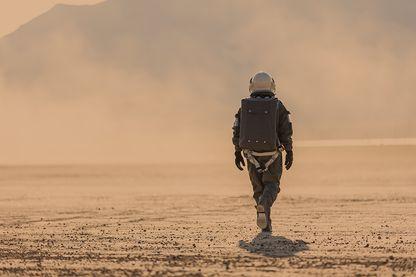 Aller sur  la lune, pas vraiment une promenade de santé