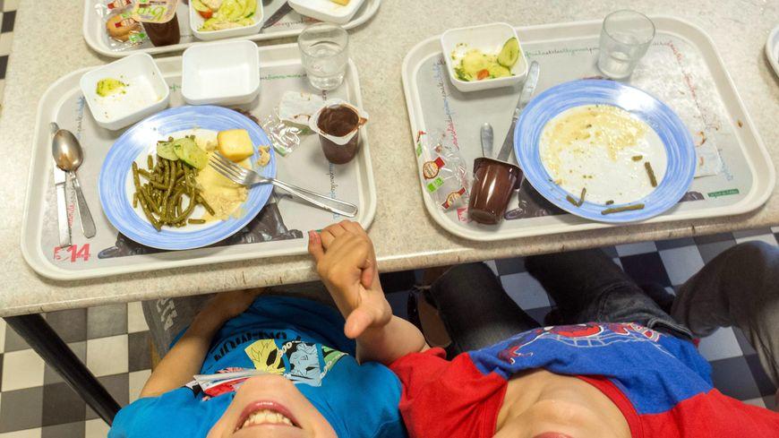 Selon Greenpeace, les écoliers du Loiret mangent trop de viande à la cantine