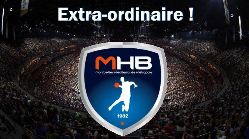 Montpellier, champion d'europe pour la 2ème fois de son histoire