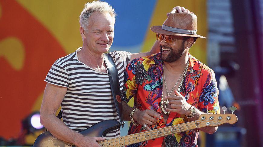 Gagnez votre rencontre avec Sting et Shaggy durant le Festival Fnac Live