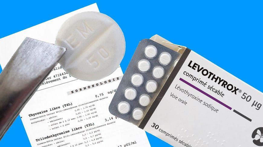 Le Levothyrox a été analysé par une association de malades.